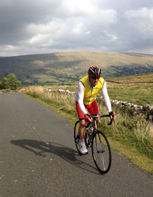 Cycling in the Lake District